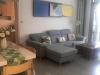 金新城悦府5楼100平方 车位精致装修二室二厅53000元/年包物业费