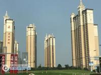 君临新城23楼137平方空房未装四室二厅300万元
