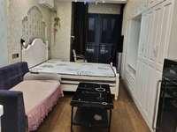 二环 吾悦广场 豪装公寓出售 家电齐全 拎包入住 随时看房 报价43.5W